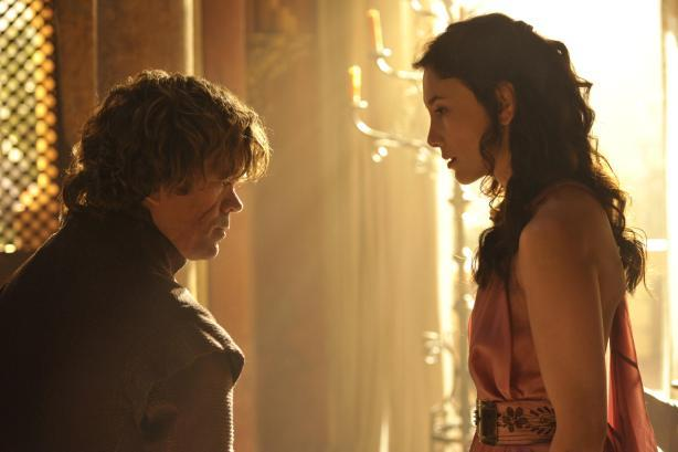 Tyrion and Shae