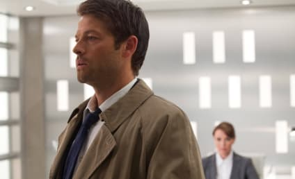 Supernatural Scoop: Misha Collins Spills on Castiel's Return from Purgatory