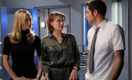 Chuck Review: A Turn to the Dark Side?