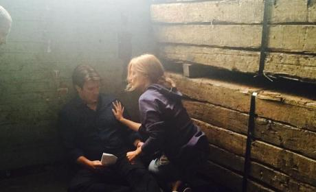 Castle Set Photo