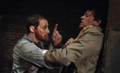 Alastair Pins Castiel