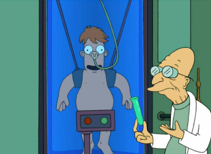 Watch Futurama Season 2 Episode 15 Online