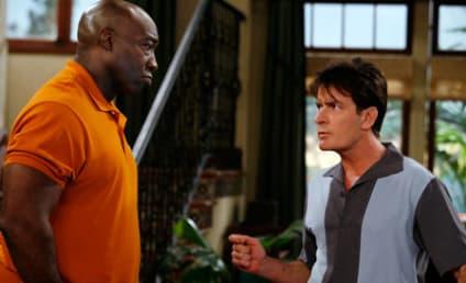 """Two and a Half Men Recap: """"A Mooch at the Boo"""""""