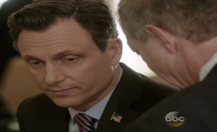 Scandal Sneak Peeks: Talking Tough