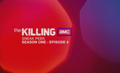 "The Killing Promo: ""A Soundless Echo"""