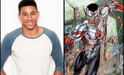 The Flash Season 2 Casts Wally West aka Kid Flash!