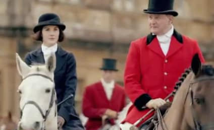 Downton Abbey Season 6 Episode 1 Review: Sic Transit Gloria Mundi