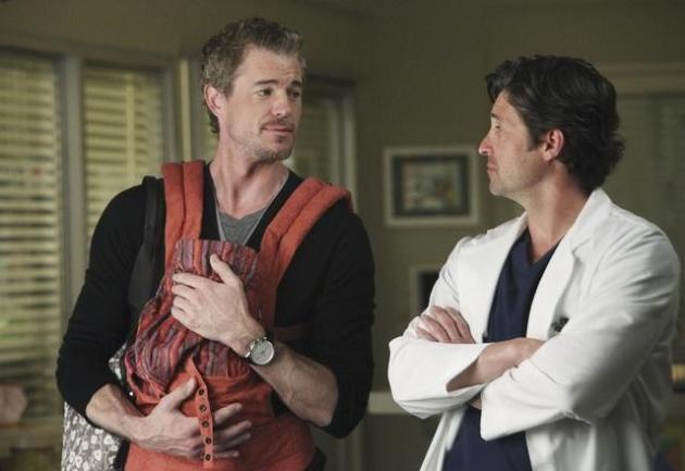 Two Dads on Grey's