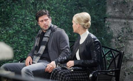 Eric Begins Drinking Again - Days of Our Lives
