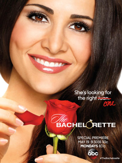 The Bachelorette Season 10 Poster