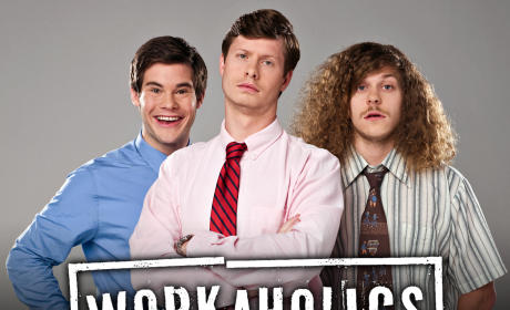 Workaholics Cast Pic