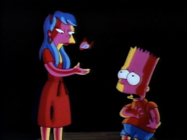 Bart and Laura