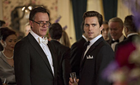 White Collar Series Finale: Matt Bomer, Tim DeKay Preview the Final Con