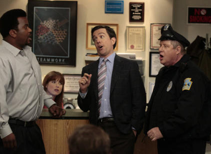 Watch The Office Season 8 Episode 13 Online