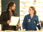 Ichabod Crane Visits The Jeffersonian - Bones