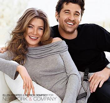 Ellen & Patrick For New York & Company