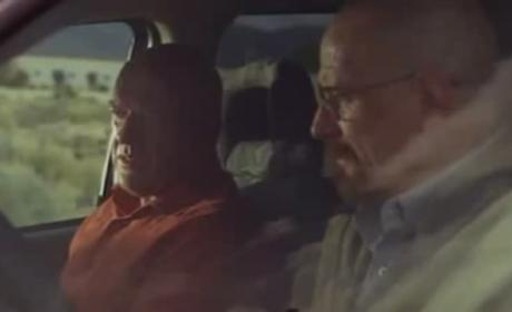 "Breaking Bad Trailer: ""Crawl Space"""