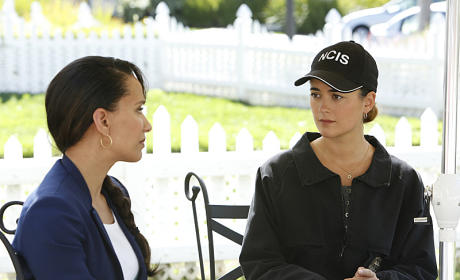 CBS President on Cote de Pablo Leaving NCIS: We REALLY Tried...