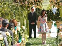Rose Sings as the Wedding