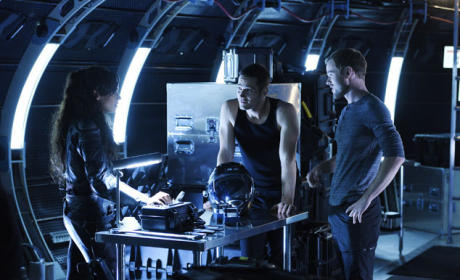 Killjoys Picture Preview: Treasure Hunt Trouble
