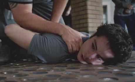 Down Goes Stiles