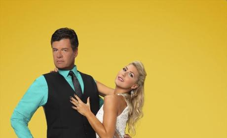 Michael Waltrip and Emma Slater - Dancing With the Stars