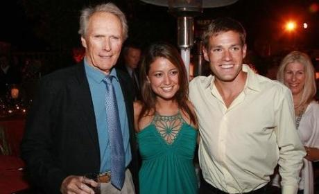 Andy Baldwin, Tessa Horst... and Clint Eastwood?