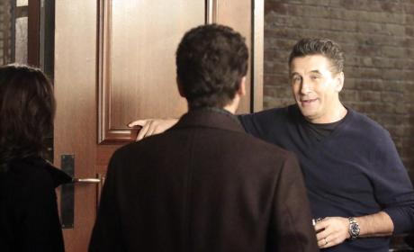 Forever Preview: Billy Baldwin Teases Villainous Episode, Chewing Up Scenery