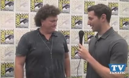 Glee Exclusive: Dot Jones on Coach Beiste, The Past and The Future
