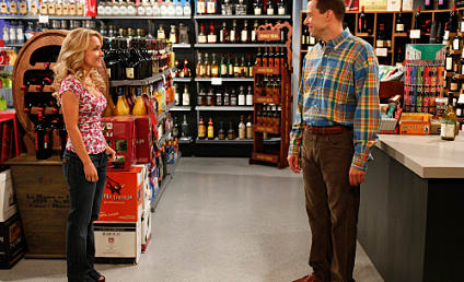 """Two and a Half Men Review: """"A Bottle of Wine and a Jackhammer"""""""
