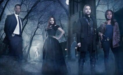 Sleepy Hollow: Renewed for Season 2!