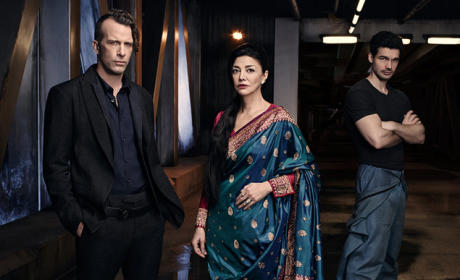 The Expanse: Meet the Earthers, Martians & Belters