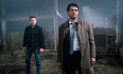 Supernatural Season 10 Episode 20 Picture Preview: All Out Fight!