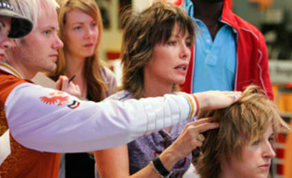 Jaclyn Smith Blogs About Latest Shear Genius Episode