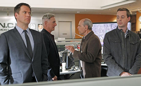 NCIS Photo Preview: An Awkward Ex Mess
