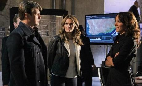 Castle Review: An Epidemic of Evil?