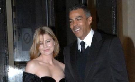 Ellen Pompeo at Paris Fashion Week