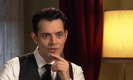 Steven Cabral Set Interview