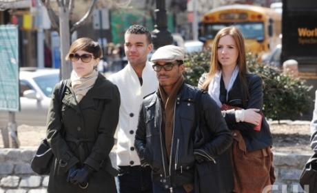 "Stylista Episode Guide, Photos from ""Hidden Gems"""