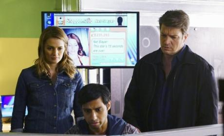 Castle Photo Gallery: A Social Media Sociopath