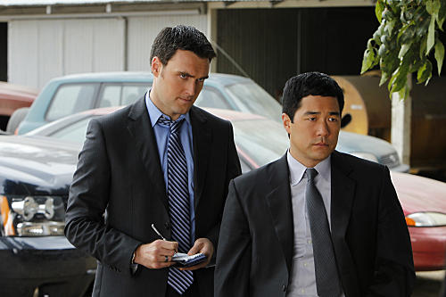 Rigsby and Cho