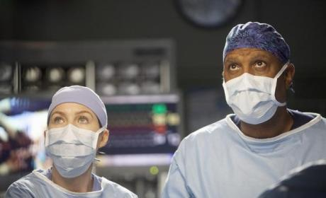"""Grey's Anatomy Photo Preview: """"Hope For the Hopeless"""""""