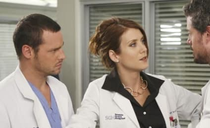 Grey's Anatomy Caption Contest LVII