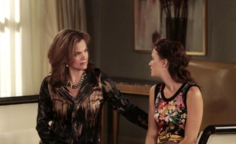 Gossip Girl Canadian Promo: You're Having a Baby?!