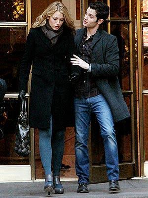 Penn with Blake