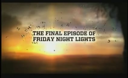 Friday Night Lights Finale Promo & Clips: Going to State and Beyond
