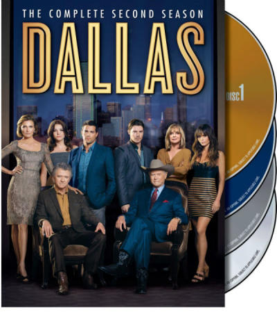 Dallas Season 2 DVD
