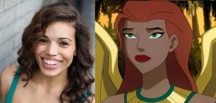 Ciara Renee Lands as Hawkgirl on Arrow/Flash Spinoff