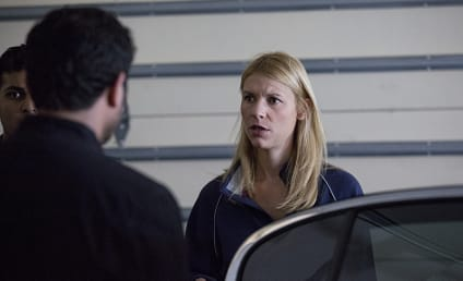 Homeland Review: Turning the Tables