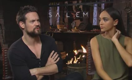 Salem Set Scoop: Stars Tease Two Shocking Deaths, Patricide Anonymous!